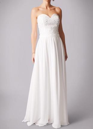 Свадебное платье mascara 38p