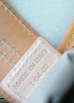 Burberry сумочка кроссбоди. кожа, канва3 фото