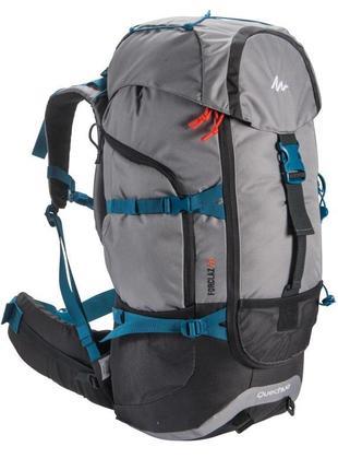 Рюкзак туристический походный quechua forclaz 50 l