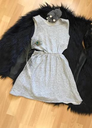 Платье с вырезами  new look