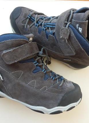 Зимние ботинки sumpa-tex 38р 25см