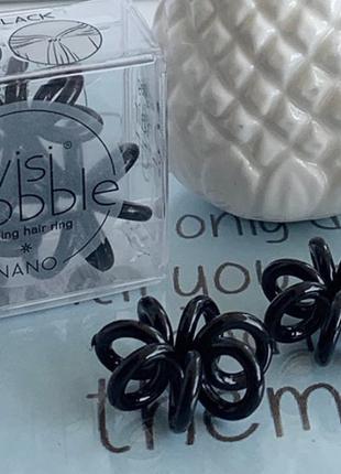 Резинки для волос invisi bobble, nano
