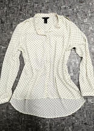 Блуза h&m1 фото