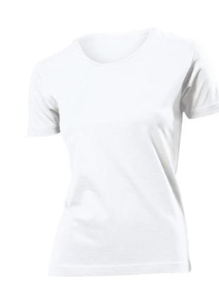 Тренд 2019 - белая базовая футболка, акционная цена!2 фото