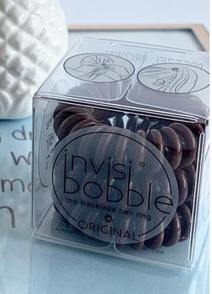 Классические резинки для волос invisi bobble, original