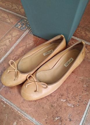 Туфли из натуральной кожи2 фото