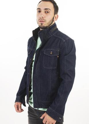 Джинсовая куртка bonobo jeans2 фото