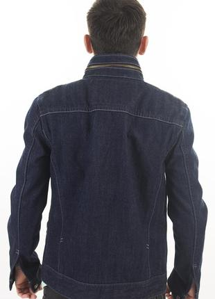 Джинсовая куртка bonobo jeans3 фото