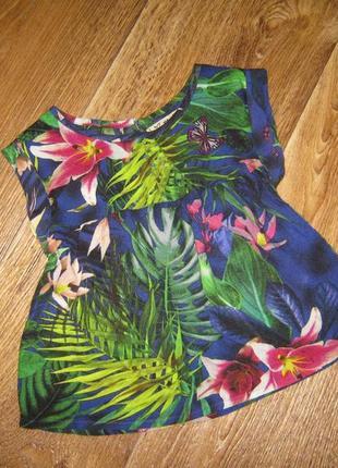 Блузка  1,5-2 года  next  73 грн