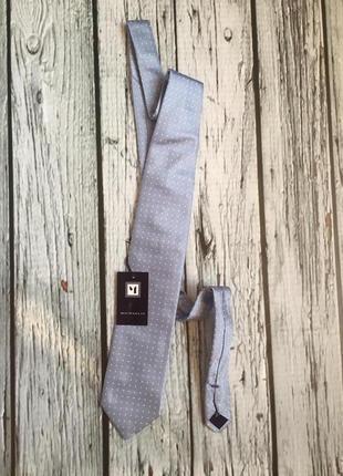 """Класснючий мужской галстук """"michaelis """"."""