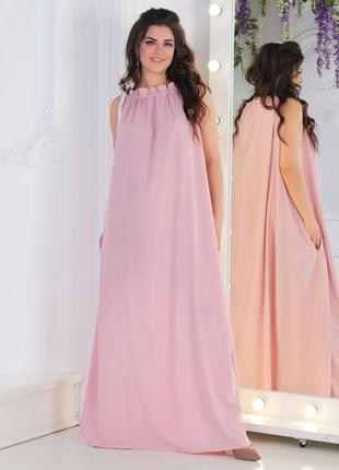 Универсальное летнее платье s-3xl