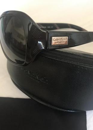 Calvin klein солнцезащитные очки, оригинал