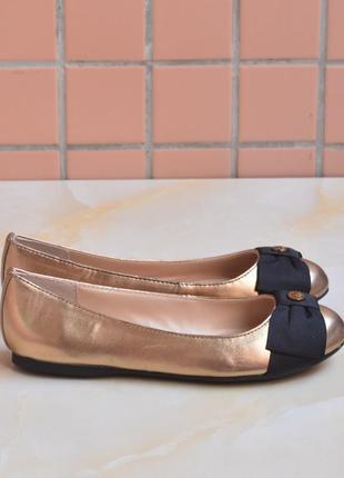Модные балетки туфли tommy hilfiger 38-39