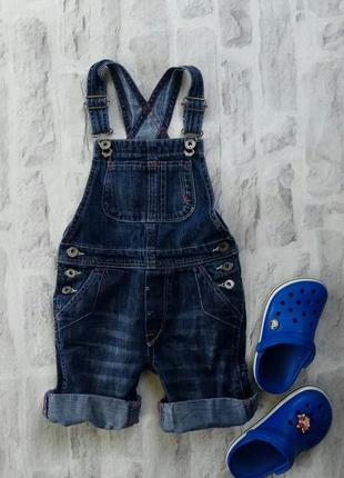 Крутой, стильный джинсовый комбинезон 🌵