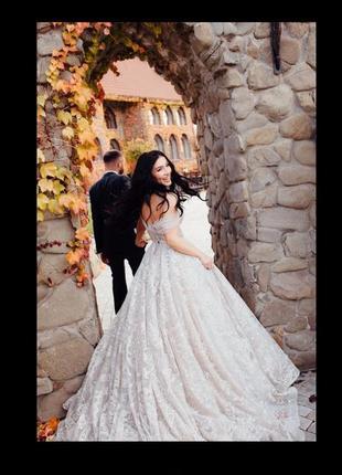 """Свадебное платье rara avis """"lovia"""""""