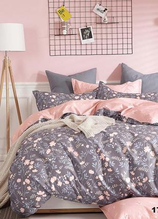Постельное белье тм вилюта, ранфорс, 100% хлопок, постель