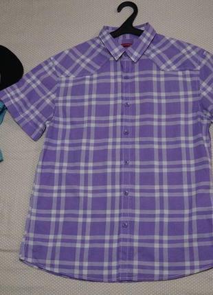 Рубашка с коротким рукавом o'stin