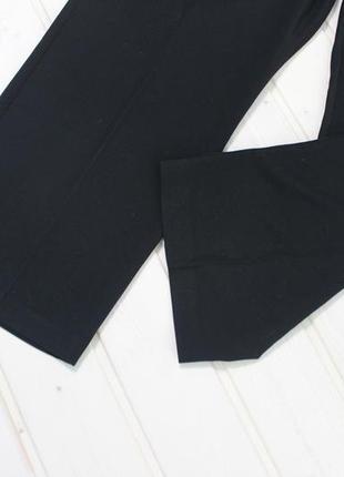 M&s.9xl.28 размер.идеальные черные брюки.4 фото