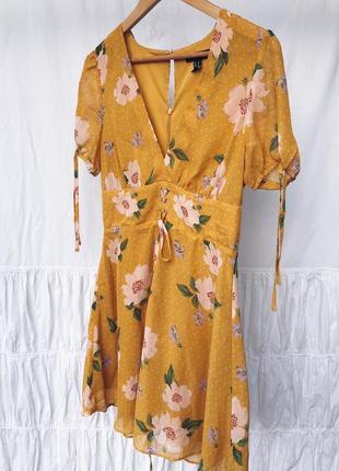 Літнє плаття від new look