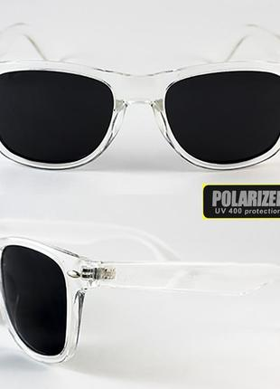 Очки вайфареры унисекс поляризационные twice twp05 europa eyewear испания европа оригинал