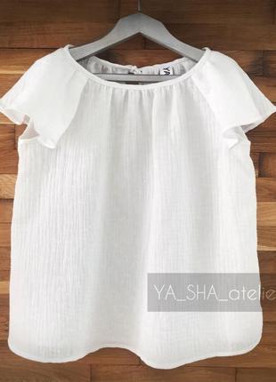 Блузка из муслина