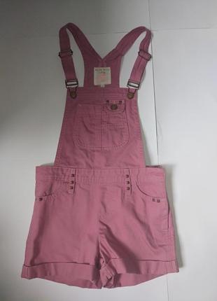 Классный джинсовый комбез на девочку 9-10 лет, от m&s