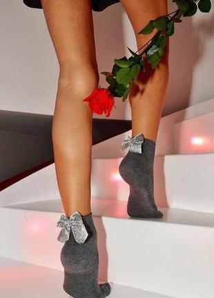 Хлопковые носки calzedonia