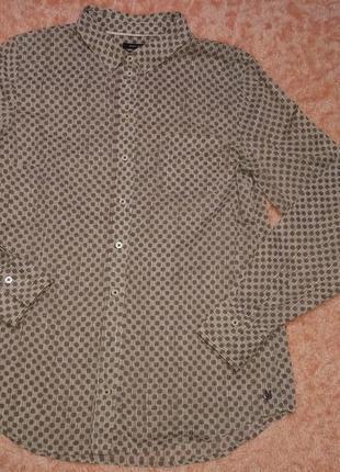 Женская шикарная рубашка блуза marc o'polo