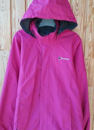 Мембранная курточка berghaus