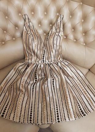 Шикарное нарядное платье2 фото