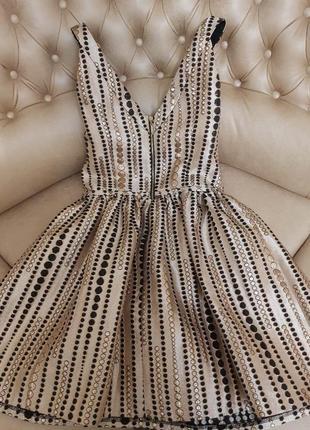 Шикарное нарядное платье3 фото