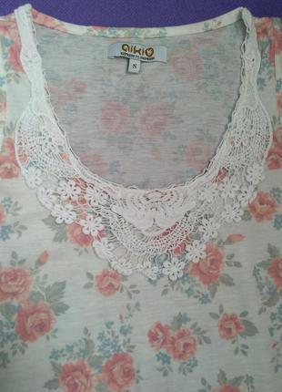 Майка блуза блузка