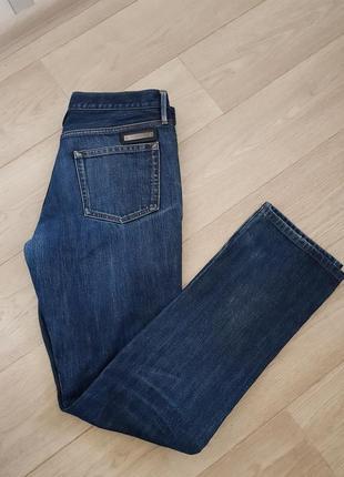 Штаны burberry brit джинсы брюки зауженные барберри оригинал