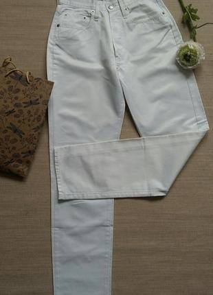 Женские белые брюки 29р big star