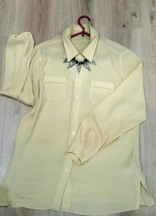 Рубашка marks & spenser