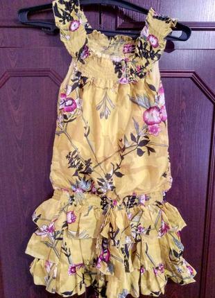 Супер легкое платье на лето
