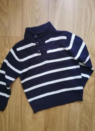 Джемпер свитер на 2-3 года