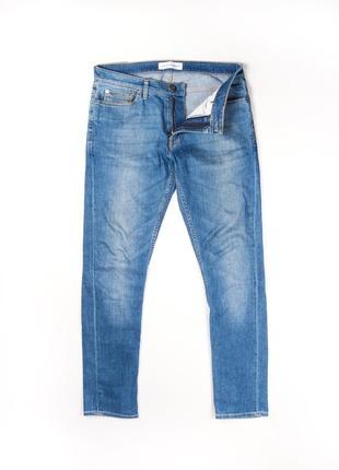 Легкие зауженные джинсы ускачи samsoe samsoe