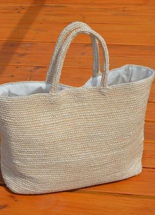 Легкая, удобная, прочная и красивая сумка