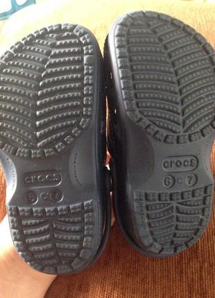 Crocs4 фото