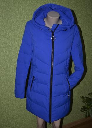 Куртка зимняя приталенная yubeiz