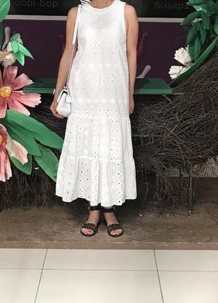 Белое платье imperial4 фото