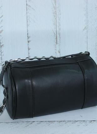 Avant premiere сумка бочонок, футляр на длинном ремешке