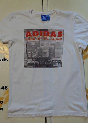 Adidas originals футболка размер м