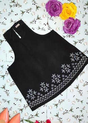 Акция 1+1=3 стильный фирменный топ футболка hollister оригинал, размер 42 - 44