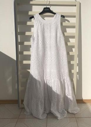 Белое платье imperial2 фото