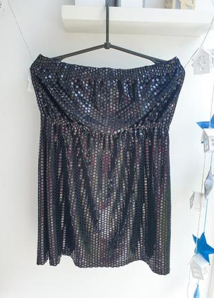 Диско сукня