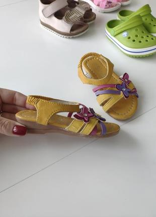 Босоножки сандалии 24 размера