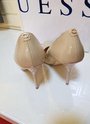 Нюдовые туфли от guess4 фото