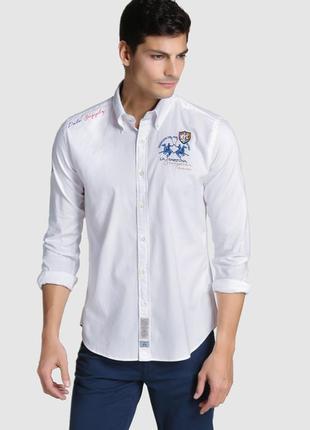 Оригинальная рубашка поло